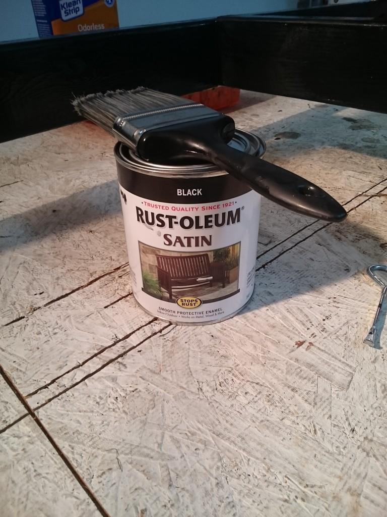 [tabletop] Leg Paint